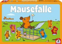 Die Maus, Mausefalle