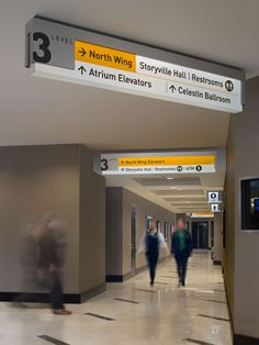 Sophisticated Wayfinding Arrives at Hyatt – Lorenc+Yoo Design