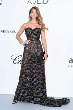 LORENA RAE / amfAR Gala Cannes 2018 - Vogue.it