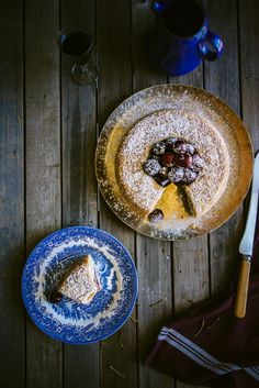 Cherry and Coconut Cake (Souvlaki For The Soul)