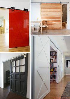 10 Amazing Sliding Barn Door Room Divider Alternatives