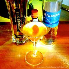 #Brenne #French #SingleMalt #Cocktail #StGermaine #Cocktails #Illumination #Pamplemousse #Bartending #Mixology