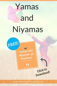 Yamas And Niyama: Top 10 Tips For Living A Spiritual Life | Two Steps From Bliss | In yoga, there are spiritual rules of living known as yamas and niyamas. It is important to know these guidelines as we journey along the spiritual path of life. #twostepsfrombliss #spiritualpath #yamasandniyamas Meditation For Anxiety, Best Meditation, Meditation For Beginners, Meditation Techniques, Meditation Practices, Spiritual Practices, Guided Meditation, Spiritual Path, Spiritual Awakening