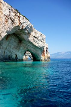 north of the Greek Ionian island of Zakynthos at an area called Skinari