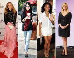 10 dicas de moda para mulheres baixinhas