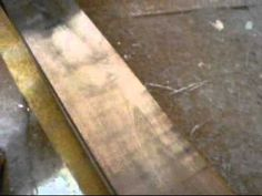 Using Planer, reusing old wood