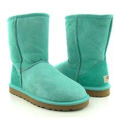 Tiffany blue Uggs