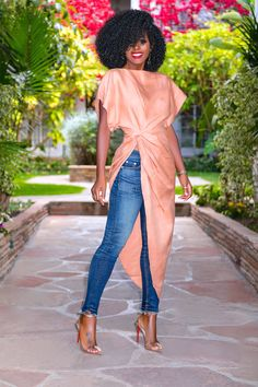 i love fashion. Classy Outfits, Chic Outfits, Trendy Outfits, I Love Fashion, Womens Fashion, Fashion Design, Moda Afro, Dress Up Jeans, Women's Jeans