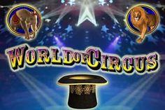 World of Circus - Im #MerkurSpielautomaten #WorldofCircus wird der Spieler nun in die Welt der Künstler und Artisten entführt und kann sich vor großem Publikum direkt in der Manege beweisen. http://www.spielautomaten-online.info/world-of-circus/