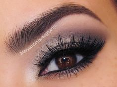 Smokey Gradient for brown eyes