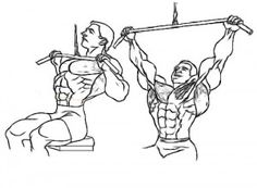 Cable-Lat-Pulldown | http://bit.ly/1pdq5dD