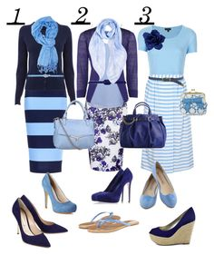 """""""Carolina Blues"""" by modestlyme97 ❤ liked on Polyvore featuring Tucker, Zara, Topshop, Jigsaw, French Connection, NIC+ZOE, Oasis, Forever 21, Forever New and Alexander McQueen"""