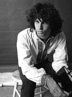 Jim Morrison by Guy Webster, 1966