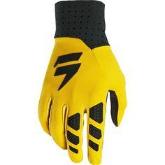 Shift 2017 3LUE Label LE Risen Yellow Gloves