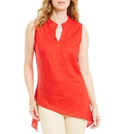 074b915037c1ec Chico's Women's Sequin Combo Popover Top, Optic White, Size: 2 (12 ...