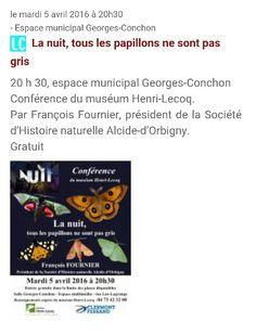 Conférence Henri-Lecoq_20h30_5 Avril_ Espace municipal Georges-Conchon