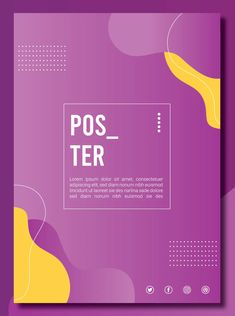 Abstract Poster Template AI, EPS Poster Templates, Lorem Ipsum, Abstract, Grief, Summary