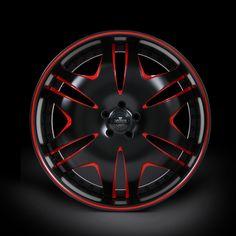 Savini SV36-S XLT Wheels