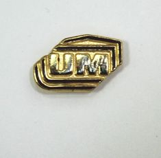 UM Hat Pin or Lapel Pin Hat Pins, Lapel Pins, Class Ring, Store, Hats, Ebay, Hat, Storage, Shop