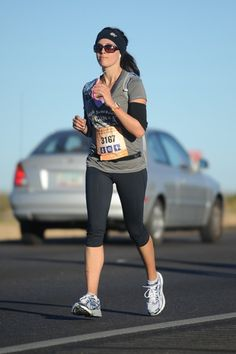 Great tips for running faster! I really need to work on my strength training!