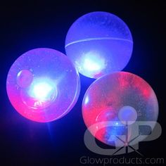 - Fun Light Up Bouncing Balls! - Literally Filled with Sparkles & Color! - Just Bounce to Activate! - Use as Light Up LED Juggling Balls! Glow Party Food, Glow Pool Parties, Pink And Gold Birthday Party, Bouncy Ball, Blue Led Lights, Beach Ball, Glow Sticks, Light Colors, Light Up