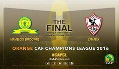Ligue des Champions La finale aller prévue ce samedi - Africa Top Sports (Blog)