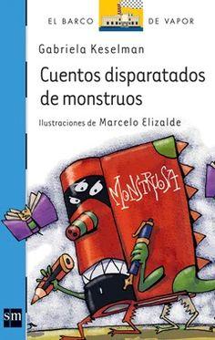 CUENTOS DISPARATADOS DE MONSTRUOS
