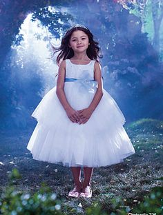 Disney Blossom by Alfred Angelo Style 726 #Cinderella
