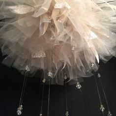 Handmade vintage-couture inspired princess tutu by c3homecreations
