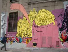 Characters By Gualicho - Buenos Aires (Argentina)