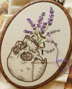 hand embroidery designs and patterns Hand Embroidery Patterns, Diy Embroidery, Cross Stitch Embroidery, Cross Stitch Patterns, Embroidery Designs, Halloween Embroidery, Cross Stitching, Needlework, Sewing Projects