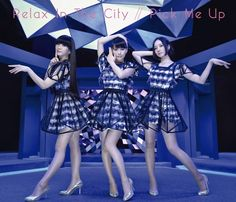 CDJapan : Relax In The City / Pick Me Up [w/ DVD, Limited Edition] Perfume CD Maxi