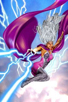 Storm by Greg Horn *