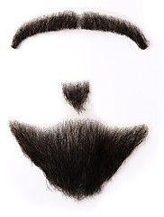 Neitsi+fałszywych+brodą+wąsy+mężczyzny+100%+ludzkie+włosy+ręcznie+robione+akcesoria+mody+makijaż+podręczniki+do+przebrania+–+PLN+zł+468,69