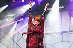 #Lollapalooza2012 Jack White, Florence and the Machine \m/