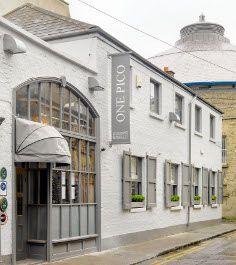 One Pico (Dublin, near Stephen's Green) well worth a visit, has won several awards! Dublin Food, Dublin Restaurants, Ireland Holiday, Restaurant Exterior, Ireland Homes, Ireland Travel, Design Firms, Architecture, Fine Dining