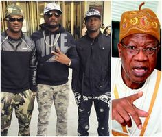 P-square And Jude Okoye Slam FG Over Plans To Ban Artistes From Shooting Abroad