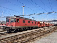 SBB Swiss Railway Re 6/6 in Luzern