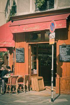 Chez Camille, 24 Rue des Francs Bourgeois, Paris III