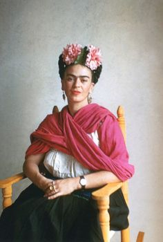 A Mexican hero, Frida Kahlo, by Nickolas Muray. She inspires us! Visit us at www.Melko.com.au!