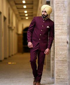 Poo 👑 India Fashion Men, Indian Men Fashion, Mens Fashion Suits, Wedding Dresses Men Indian, Wedding Dress Men, Wedding Suits, Mens Indian Wear, Indian Groom Wear, Dress Suits For Men