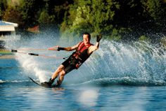 First Waterski & Wakeboard Harness