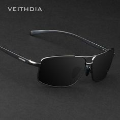 357b3b27d60 VEITHDIA Brand New Polarized Men s Sunglasses Aluminum Sun Glasses Eyewear  Accessories For Men oculos de sol
