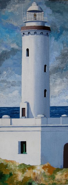 il faro by Lorenzo Cataneo