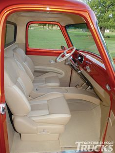 f250 replacement leather bucket seats - Google Search