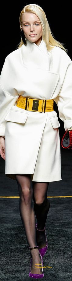 #PFW Balmain Fall 2015 RTW ♔THD♔   women fashion outfit clothing stylish apparel @roressclothes closet ideas