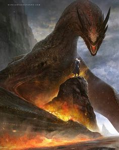 I love this..except that dragons face is straight up terrifying...