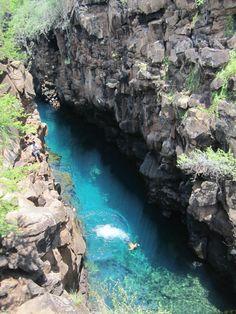 Las Grietas Isole Galapagos, Ecuador