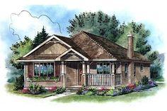 Plan #18-1040 - Houseplans.com