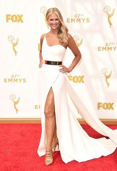 Nancy O'Dell - 2015 Emmys